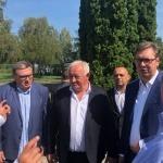 Aleksandar Vučić Agroapapuk Šid vesti