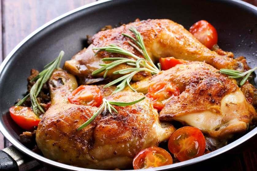 Sočna piletina
